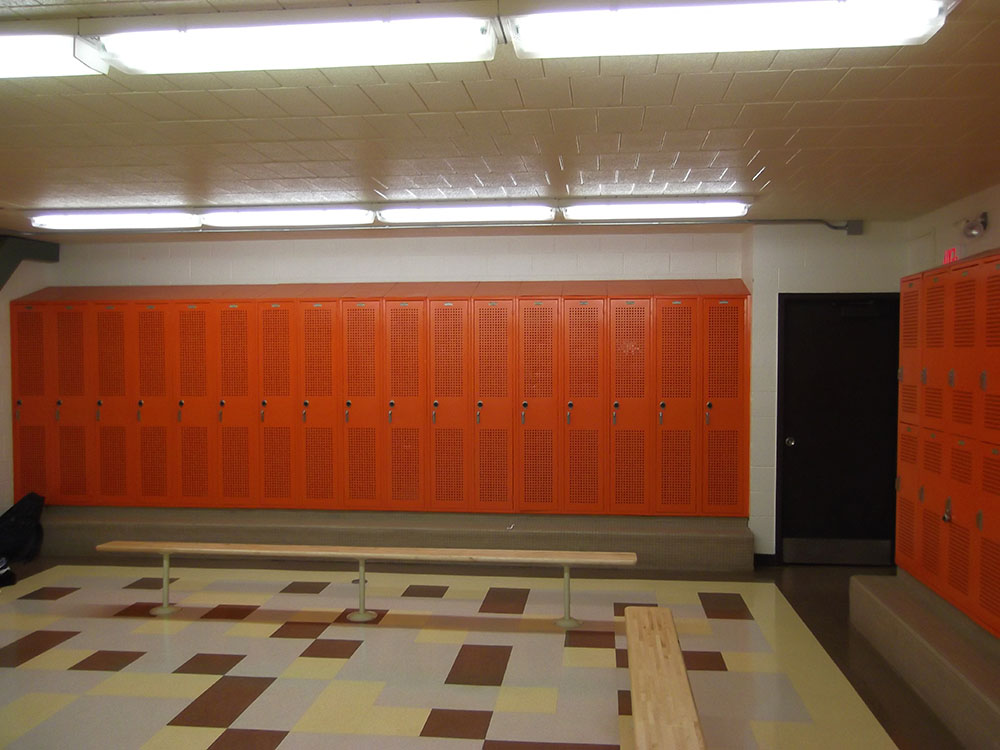 unicoat-electrostatic-spray-painting-services-grand-rapids-mi-school-lockers