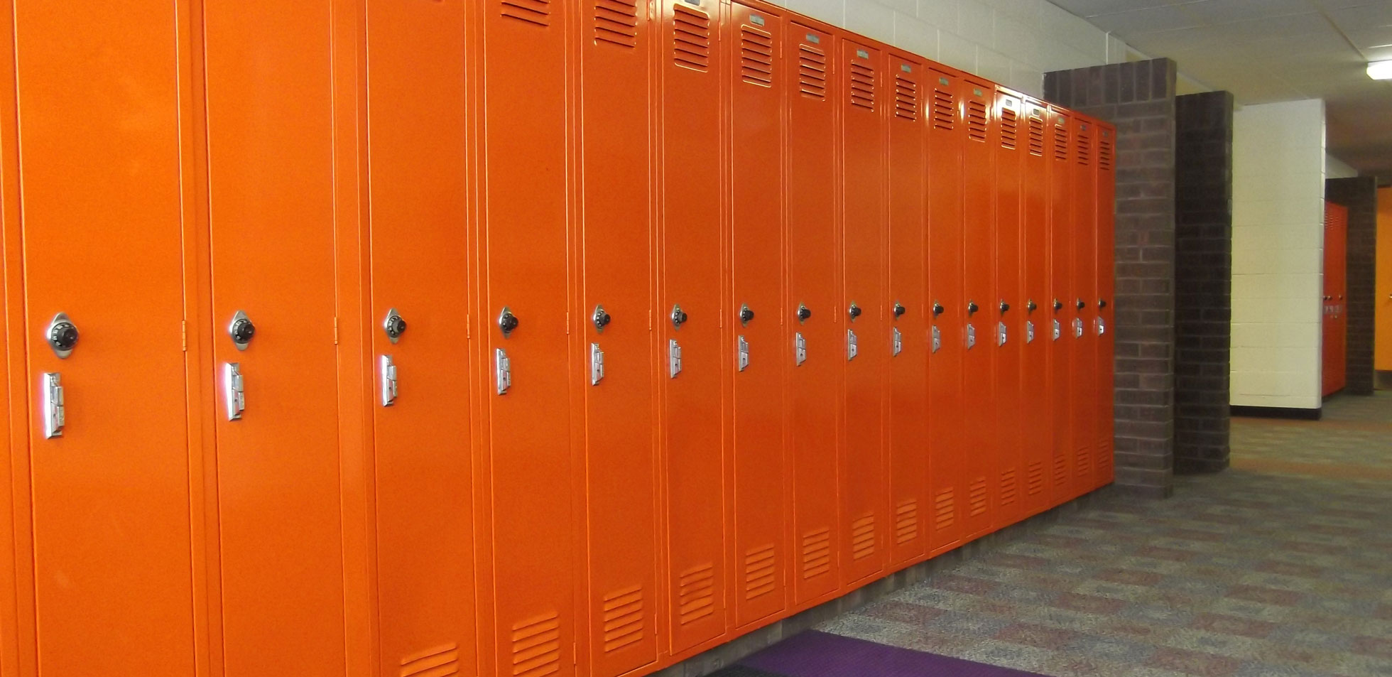 unicoat-electrostatic-spray-painting-services-grand-rapids-mi-school-lockers