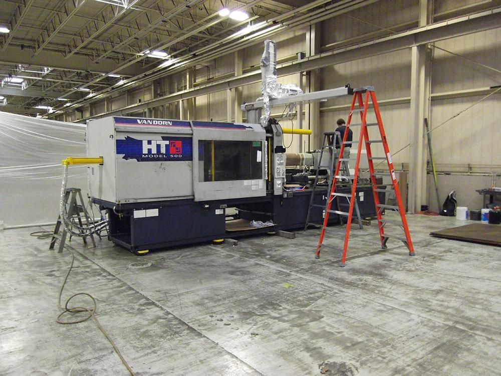 unicoat-electrostatic-spray-painting-services-grand-rapids-mi-machinery-plastic-injection-molding-machine
